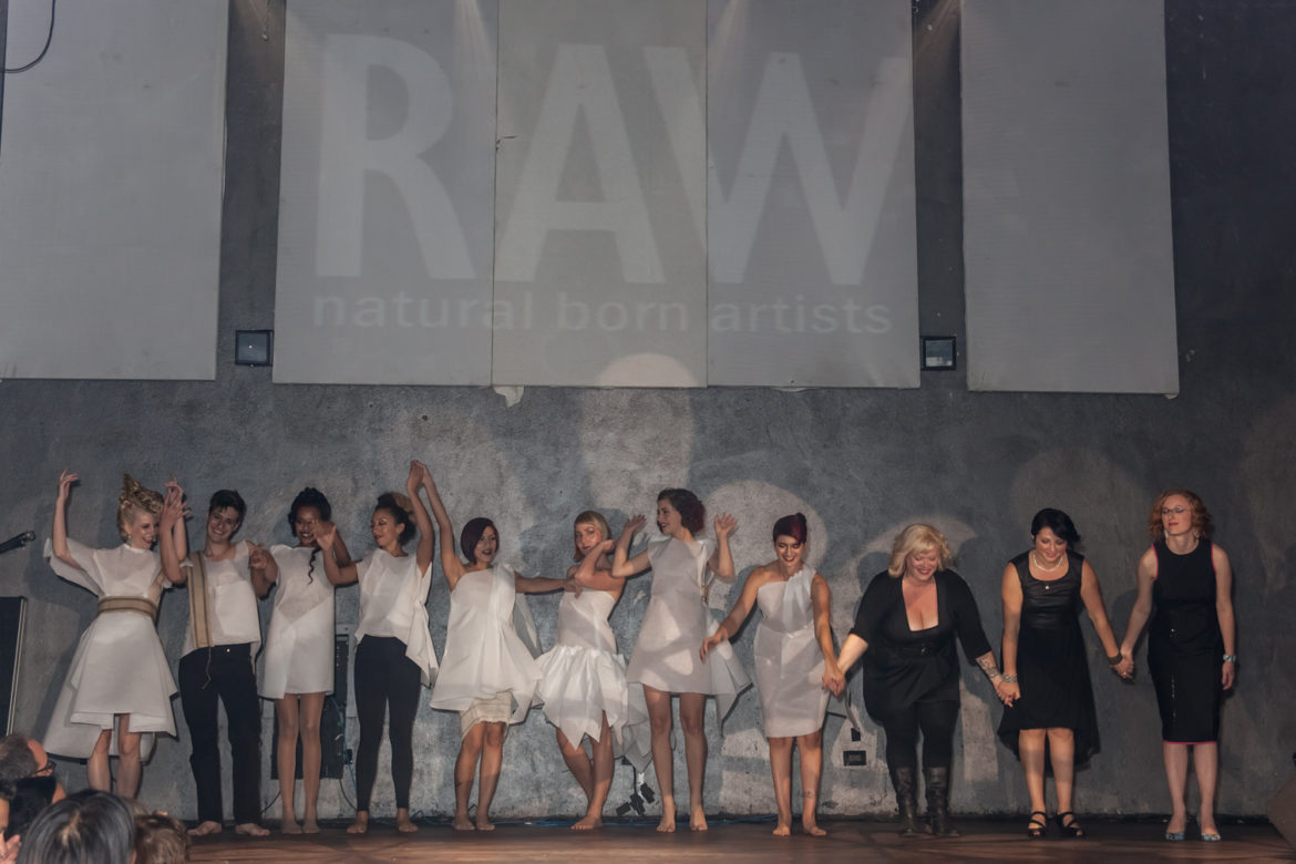 Ingenious Organic Concept Salon Fashion Show @ RAW Encompass